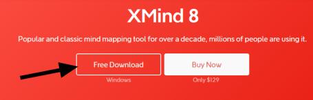 Trouver Xmind 8 en gratuit